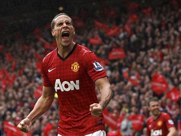 24 giờ nữa siêu sao huyền thoại MU, Rio Ferdinand sẽ đến Việt Nam - 1