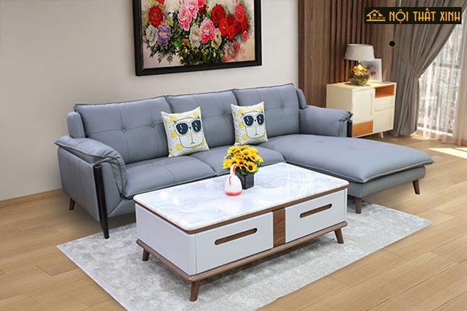 """6 mẫu bàn ghế sofa đẹp ở Hà Nội """"gây sốt"""" vì tiện ích đáng tham khảo - 1"""