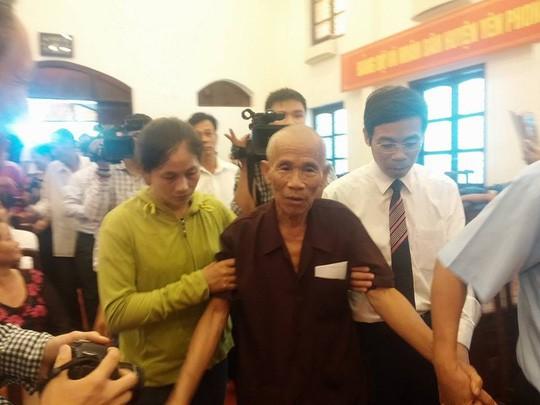 Chi trả bồi thường 6,7 tỉ đồng cho ông Trần Văn Thêm mang án tử hình suốt 43 năm - 1