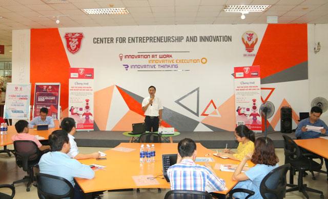 Huế sắp có trung tâm khởi nghiệp sáng tạo - Hue Innovation Hub - 1