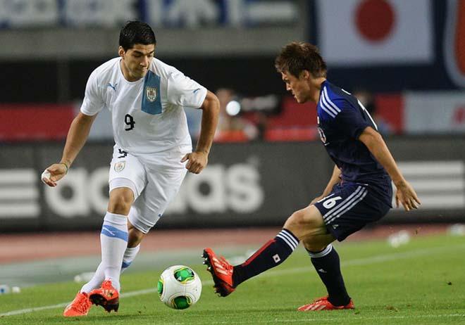 "Uruguay - Nhật Bản: Song sát Suarez - Cavani đe dọa ""Samurai xanh"" - 1"