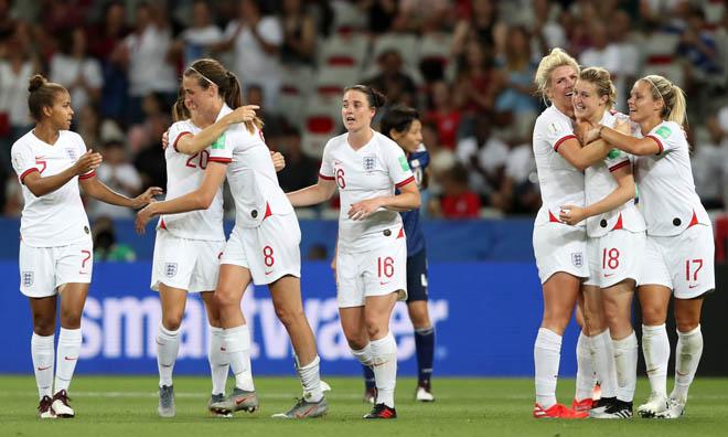 Nhật Bản - Anh: 2 đòn lạnh lùng, giật ngôi nhất bảng (World Cup nữ) - 1
