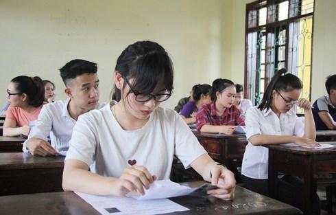 Điểm mới về nội dung và cơ cấu bài thi THPT quốc gia 2019 thí sinh cần biết - 1