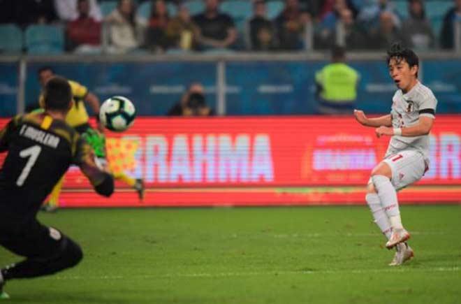 """Uruguay - Nhật Bản: Bước ngoặt từ VAR, đỉnh cao """"Samurai xanh"""" (Copa America) - 1"""