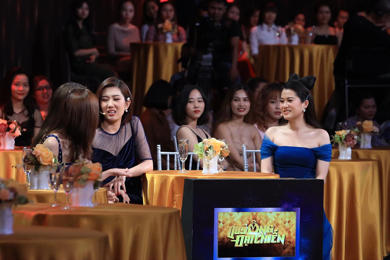 Ninh Dương Lan Ngọc bất ngờ 'nói xấu' người yêu cũ trên sóng truyền hình - 1