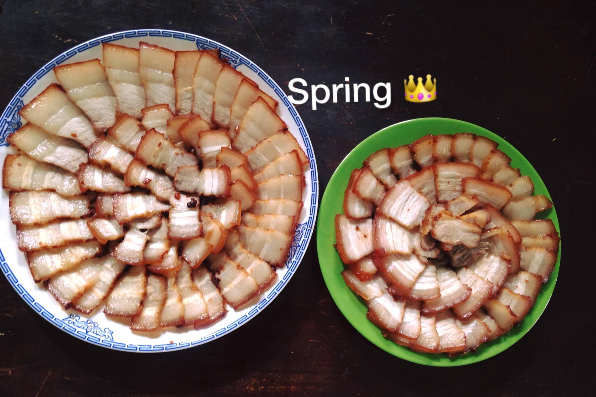 Cách làm thịt ba chỉ om nước dừa đậm đà, ngon miễn chê - 1