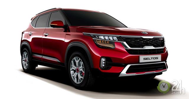 Kia Seltos ra mắt toàn cầu, SUV cỡ nhỏ là đối thủ cạnh tranh của HR-V và EcoSport