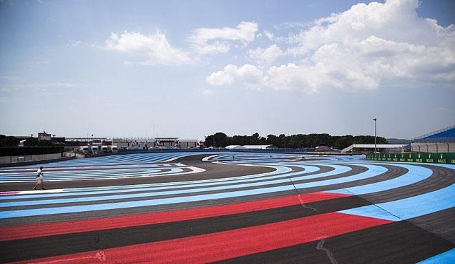 Đua xe F1, French GP: Ferrari tiếp tục cuộc lật đổ Mercedes - 1