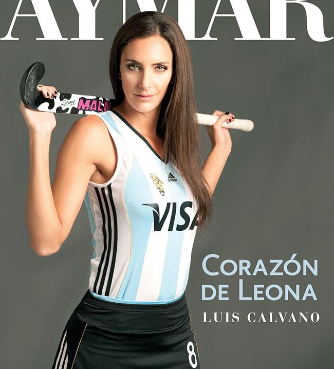 Luciana Aymar, là một cựu VĐV khúc côn cầu nữ nổi tiếng của Argentina.