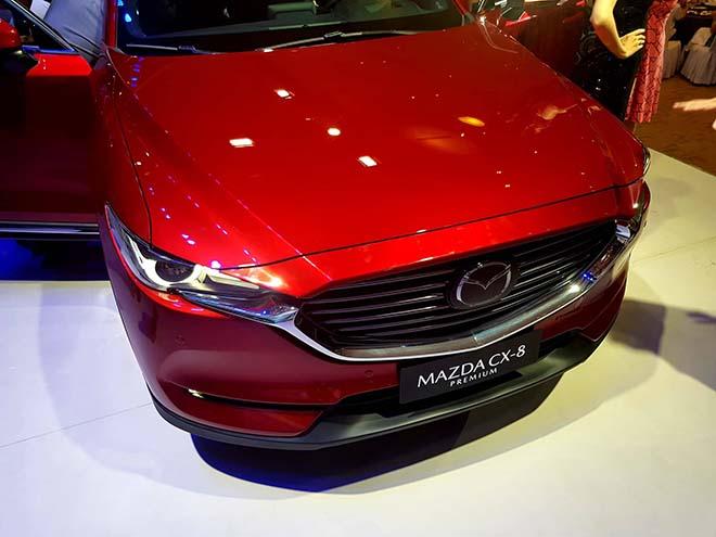 Mazda Việt Nam chính thức ra mắt dòng xe CX-8 tại thị trường Việt - 5