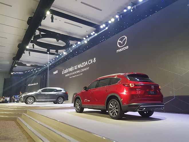 Mazda Việt Nam chính thức ra mắt dòng xe CX-8 tại thị trường Việt - 3