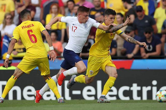 """U21 Anh - U21 Romania: 15 phút cuối """"điên rồ"""", cái kết đắng ngắt - 1"""
