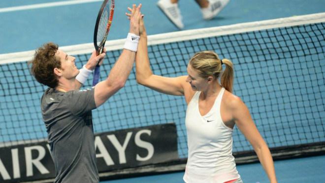 """""""Nữ hoàng"""" Sharapova mở lời đánh cặp Wimbledon: Murray liệu có xấu hổ? - 1"""