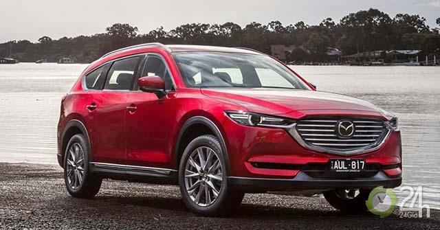 Mazda Việt Nam chính thức ra mắt dòng xe CX-8 tại thị trường Việt