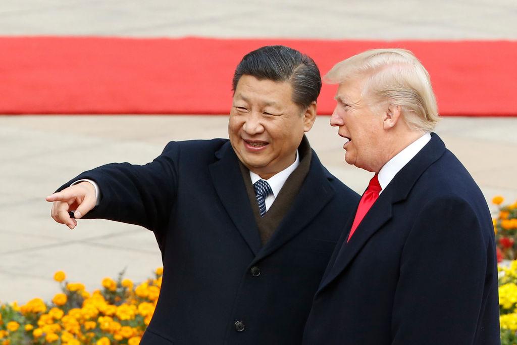 Chuyên gia: Mỹ và Trung Quốc có thể xảy ra chiến tranh nếu không kiềm chế - 1