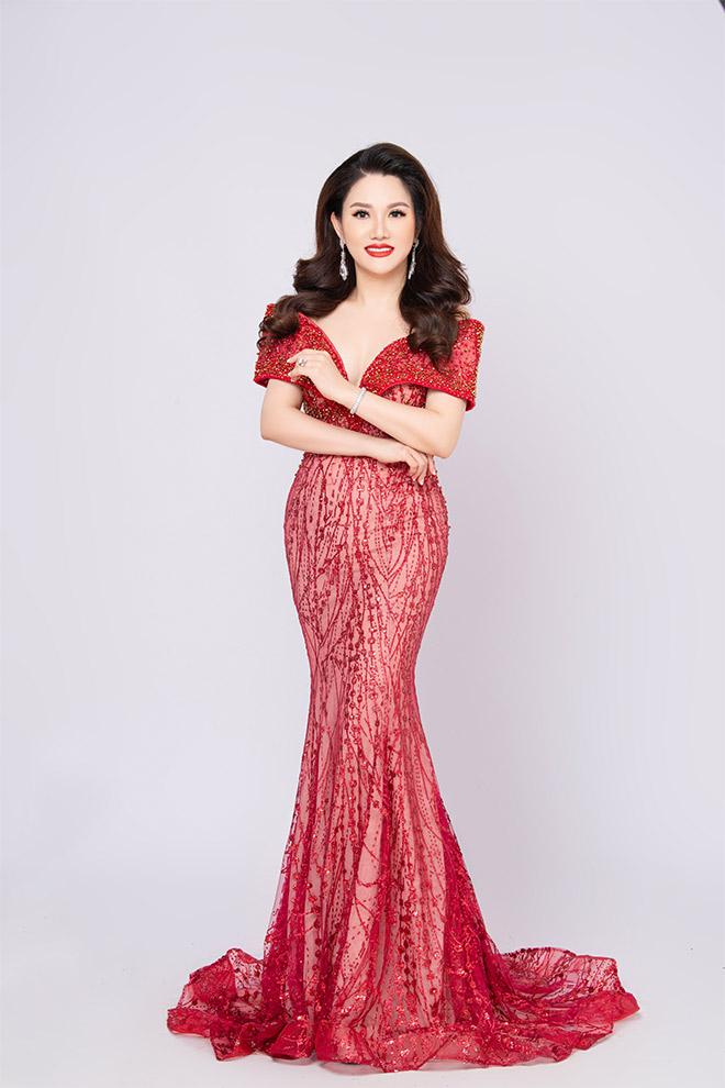 Hoa hậu doanh nhân Đặng Thị Xuân Hương làm cố vấn thẩm mỹ cho Miss World Vietnam 2019 - 1