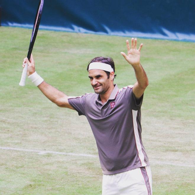 Federer - Goffin: Loạt tie-break cân não, vỡ òa phút đăng quang - 1