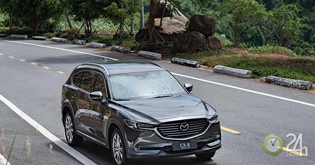 Tìm hiểu chi tiết về trang bị tiện nghi và an toàn trên Mazda CX-8 vừa ra mắt tại Việt Nam