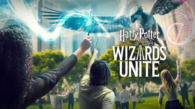 """""""Hot game"""" Harry Potter AR đã có mặt trên iPhone trên 25 quốc gia - 1"""