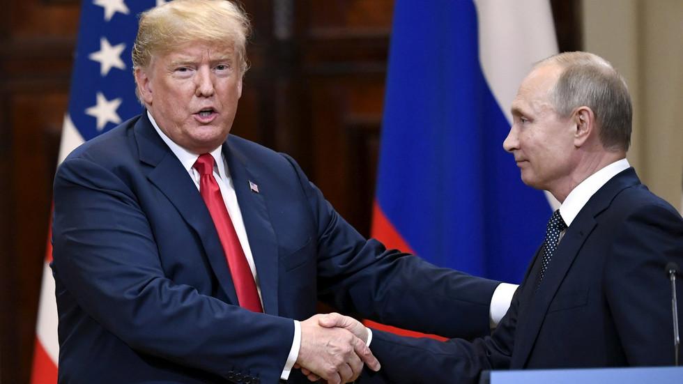 Putin: Không có cách nào ông Trump ép buộc được Nga về Iran, Venezuela - 1