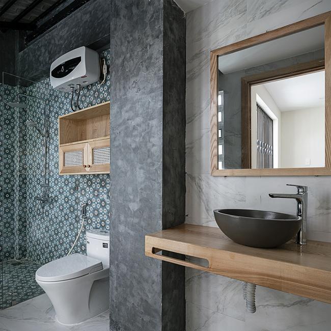 Khu vực phòng tắm