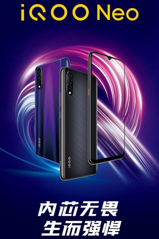 Vivo sắp tung thêm biến thể mới của IQOO với nhiều tính năng hấp dẫn - 1