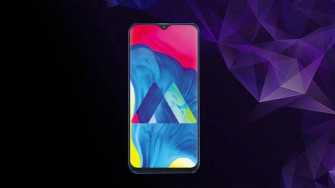 Galaxy A10s - chiếc smartphone giá rẻ nhất dòng A đã lộ diện - 1