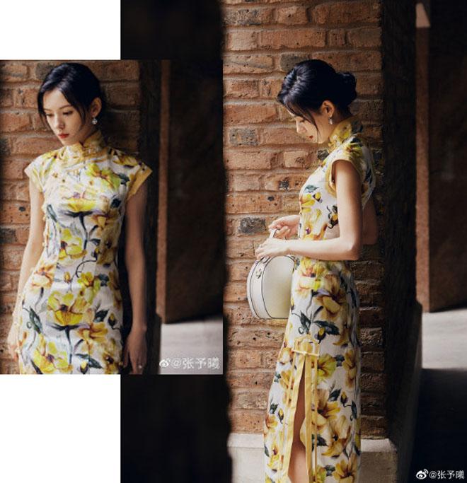 Bồ cũ cậu ấm tỷ phú giàu nhất Trung Quốc mặc đẹp nhờ gầy gò - 1