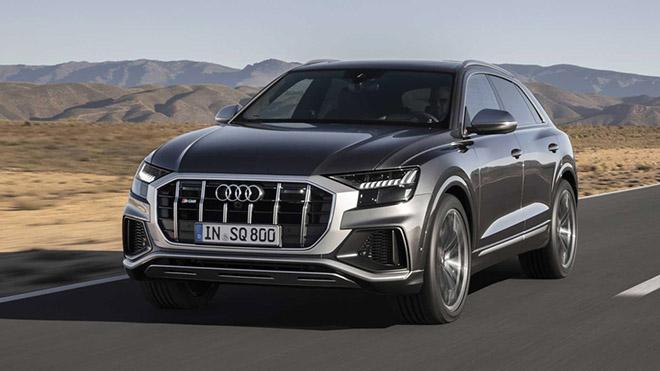 Lộ diện hình ảnh Audi SQ8 phiên bản thể thao động cơ diesel V8 tăng áp kép 4.0L - 1