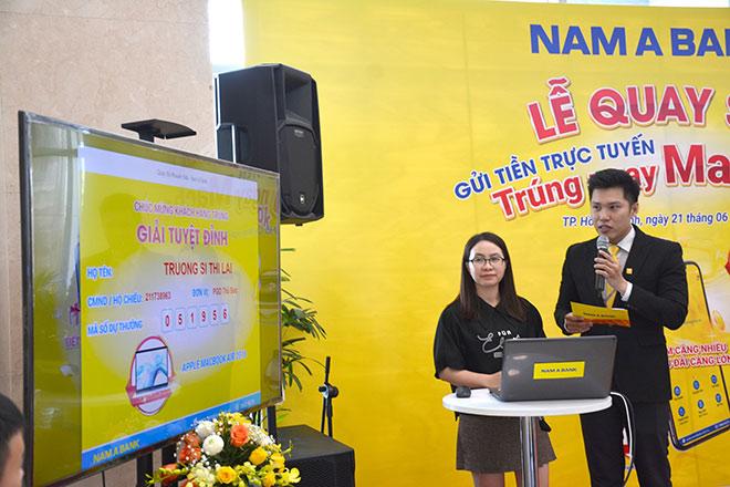 Loạt giải thưởng công nghệ từ Nam A Bank đã có chủ - 1