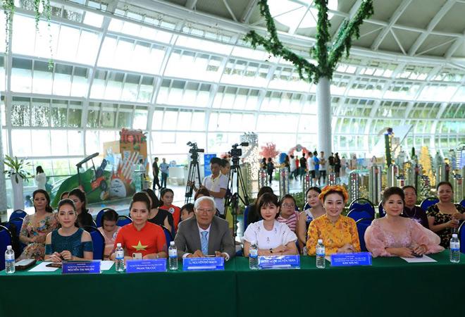 Siêu Nhí Tranh Tài 2019 đã xướng tên Trần Nguyễn Ngọc Nhi - 1