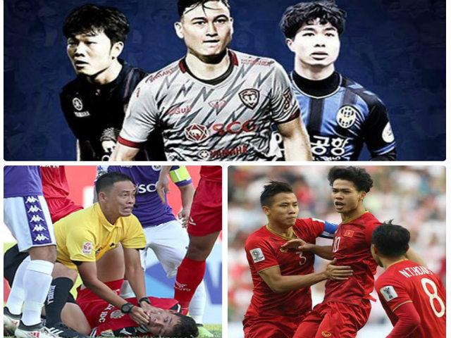 Những sự kiện chấn động bóng đá Việt Nam nửa đầu năm 2019