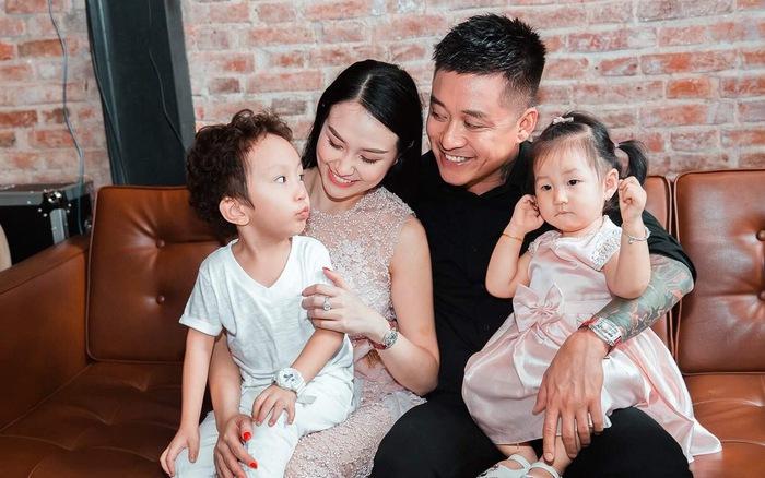 """Hương Baby: """"Tôi và anh Tuấn Hưng định chỉ sinh 2 con, bất ngờ lại có bé thứ 3"""" - 1"""