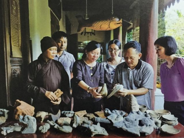 Ngôi chùa kỳ bí chứa cổ vật từ vạn năm trước: Tìm tượng phát hiện dấu tích quý