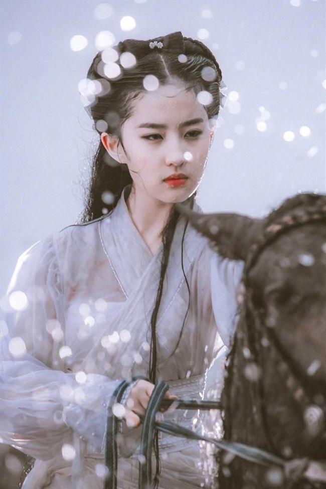 """Kết quả cuộc bình chọn """"Tứ đại nữ thần 2019"""" mới được trang Hupu công bố. Đây là một trong những website có lượng nam giới truy cập đông nhất Trung Quốc. Theo đó, Lưu Diệc Phi được bình chọn nhiều nhất, xếp ngay sau đó là Cao Viên Viên và Cổ Lực Na Trát."""