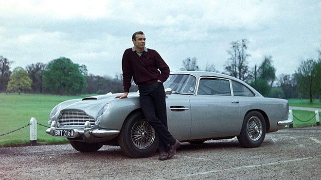 """Phiên bản hồi sinh Aston Martin DB5 của Jame Bond 007 """"Goldfinger"""" có giá bán 6 triệu USD - 1"""