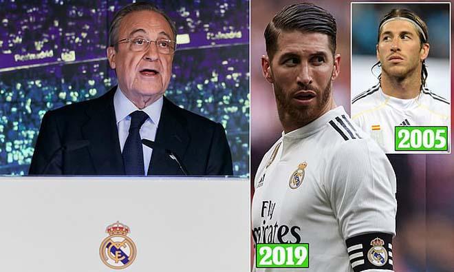 """Real tống khứ """"đại ca"""" Ramos - Bale: Vết xe đổ 2009, Robben - Sneijder mới - 1"""