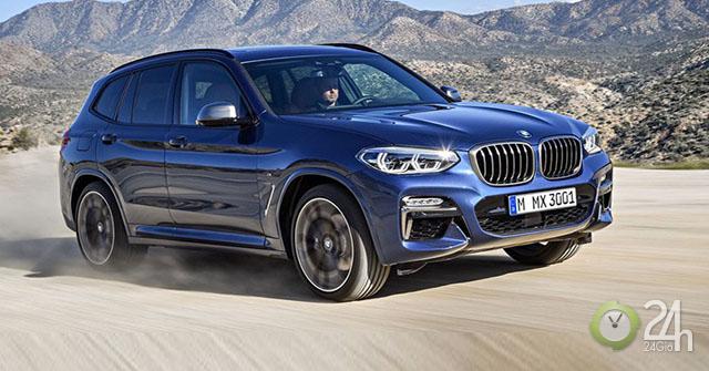 THACO sẽ cho ra mắt BMW X7, X5, X3 thế hệ mới trong tương lai gần