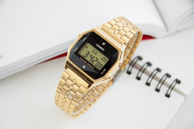 Điểm danh 5 thương hiệu nổi tiếng về đồng hồ kim cương - 1