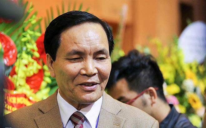 Phó Chủ tịch VFF Cấn Văn Nghĩa xin từ chức - 1