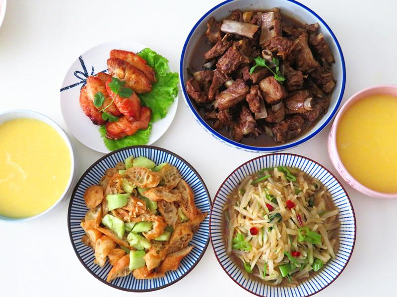 Thực đơn 4 món ăn hoài không ngán dành cho gia đình đông người - 1