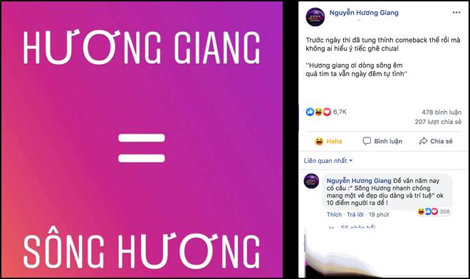 """Đề thi Văn THPT khiến Hương Giang hào hứng, Hoàng Thùy Linh lại """"bị trách"""", vì sao? - 1"""