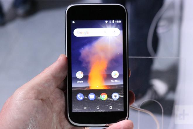Nokia 1 giá 1 triệu đồng được nâng cấp lên Android 9 Pie - 1