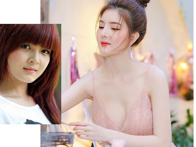 """Làm đẹp - Hot girl Nha Trang, Sài Gòn sửa hết mặt hóa """"búp bê sống Việt Nam"""""""