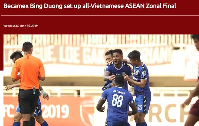 2 CLB Việt Nam thống trị AFC Cup: Báo châu Á nói gì? - 1