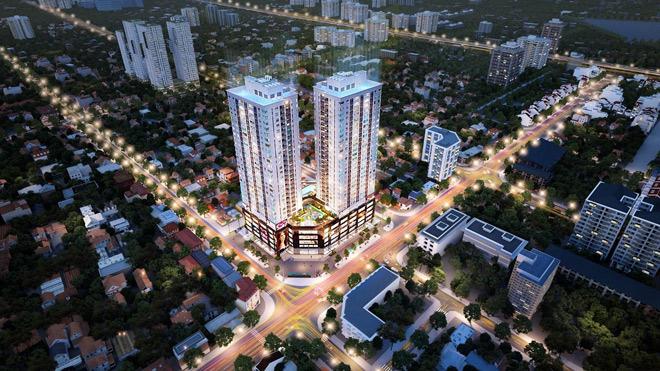 Vì sao căn hộ hạng A chiếm lĩnh thị trường Hà Nội - 1