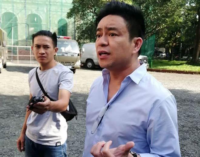 """""""Đụng mặt"""" nảy lửa tại sân tòa vụ xử vợ bác sĩ Chiêm Quốc Thái - 1"""