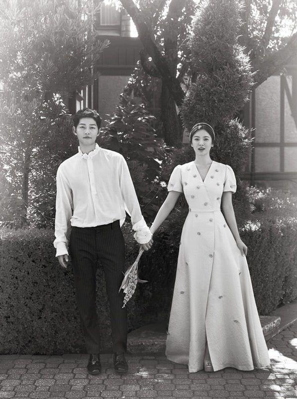 Song Joong Ki đệ đơn ly hôn với Song Hye Kyo sau 2 năm đám cưới - 1