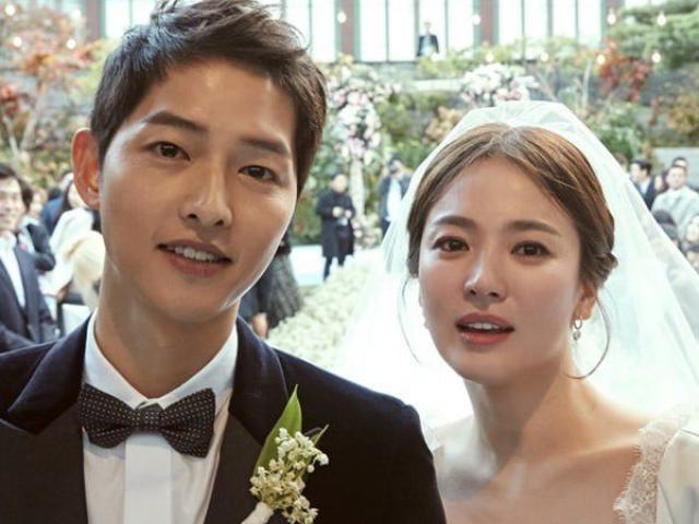 Song Joong Ki đệ đơn ly hôn với Song Hye Kyo sau 2 năm đám cưới