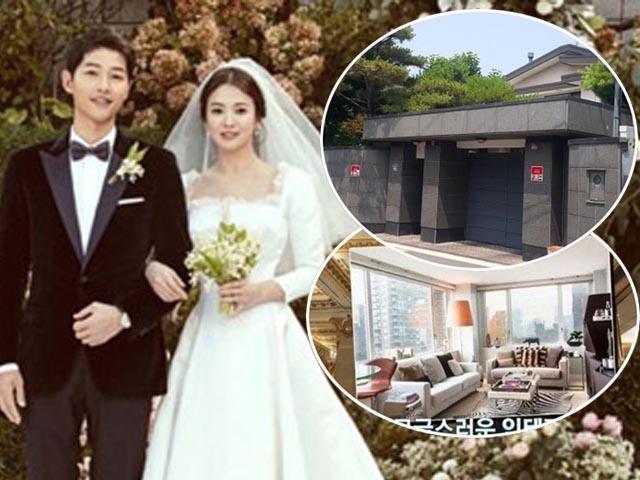 Khối tài sản khổng lồ của vợ chồng Song Hye Kyo trước lúc phải chia vì ly hôn